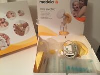 Madela mini electric breastpump,perfect condition