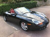 2000 porsche boxster s, 3.2, 12 months mit, red leather, beautiful car!