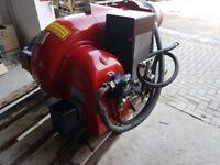 Weishaupt Oil Burner MS7 oil heater