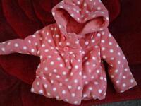 girls coats 12/18months 18/24 months