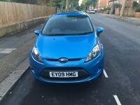 Ford Fiesta 1.4 Style + 2009 Automatic, Low Miles, Full Service History. 1 Former Keeper.