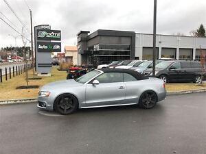2010 Audi S5 Premium - 92914km// QUATTRO/ V6T *** F