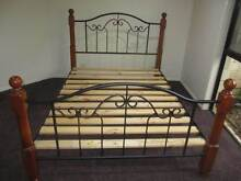 Solid Timber Wrought Iron Bedroom Furniture Clagiraba Gold Coast West Preview