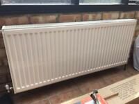 Two radiators