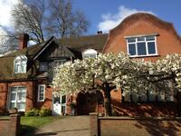 Beautiful, spacious Victorian 2 bed flat in Epsom walking distance from Epsom town and station