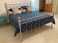 Marks and Spencer Castello Super King (6') Metal Bed Frame