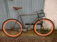Single speed/fixed gear bike, new!