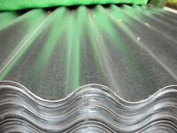 Metal roofing sheets
