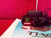 Midland portapak cb radio