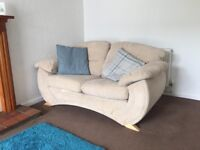DFS SUEDE SUITE EX DISPLAY DELIVERY FREEE