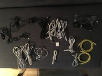 Lots of cables! All as a package for just £10!