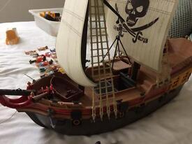 Playmobil Pirate set