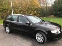 2007 Audi A4 Avant 1.9 tdi 115bhp/not bmw/Mercedes/Renault/Citroen/Ford/