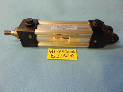 Schrader Bellows Econo-ram 2 Pneumatic Cylinder Fw2a108821 3.5 Stroke 1.5 Bore