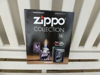 ZIPPO LIGHTER on MAGAZINE Issue No: 16 (Collectors)