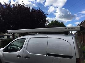 Rhino boom tube and roof rack for Belingo