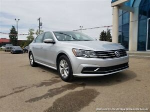 2017 Volkswagen Passat ACCIDENT FREE-LOW MONTHLY PAYMENTS!!