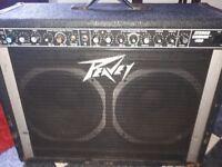 Peavey Stereo Chorus 400 Guitar Amplifier (Works/spares/repairs)