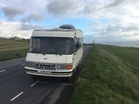 Classic Hymermobil B564 Motorhome looking for new home