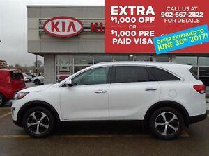 2016 Kia Sorento LX+ AWD $110* WEEKLY ON THE ROAD