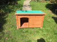 Dog kennel- unused, excellent condition