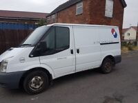 Ford transit 60 plate