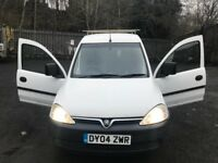 VAUXHALL COMBO LOW MILLAGE