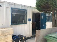 Construction Site Canteen Container - 20 ft X 8 ft X 8 ft