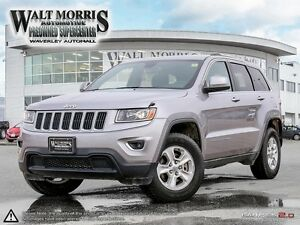 2016JEEP GRAND CHEROKEE LAREDO: NO ACCIDENTS, ONE OWNER, AWD