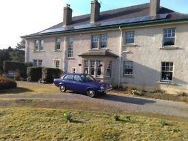 CLASSIC Vauxhall Chevette 1.3l manual saloon