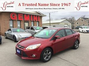 2014 Ford Focus SE Sport Heated Seats Moon Roof