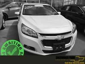 2016 Chevrolet Malibu LTZ| Sun| Heated Leath| Prem Sound| Sfty P