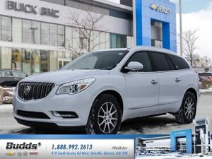 2017 Buick Enclave Leather 7 Passenger, My Link, Leather