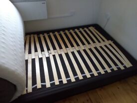 Ikea mattress base give away! [Size: Double]