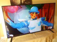 LG 49 inch 4K Ultra HD Smart LED TV With Freeview HD / Freesat HD ( Model 49UB840V)!!!