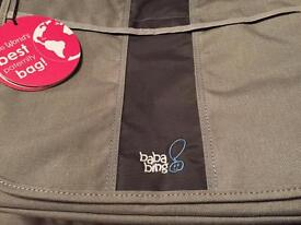 Paternity Changing Bag