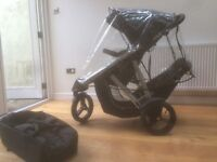 Phil and Teds Vibe Double Buggy