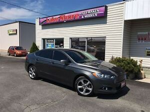 2015 Ford Fusion SE REVERSE CAMERA VOICE COMMAND ALLOY WHEELS HE