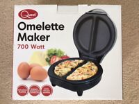Quest - Non-Stick Dual Omelette Maker