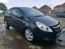 Vauxhall Corsa 1.2 Design 3DR.. 58 Plate