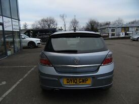 2010 10 VAUXHALL ASTRA 1.8 SRI XP 5d 138 BHP *** GUARANTEED FINANCE ***PART EXWELCOME***