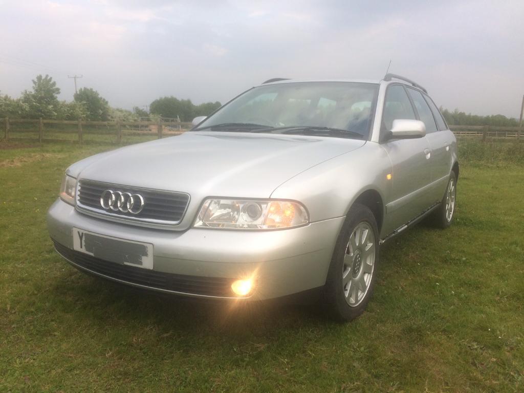 Audi A4 1.9 TDI 2001 reg Estate Spares or Repair