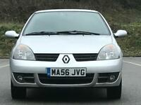 2006 (Sep 56) RENAULT CLIO 1.2 16V CAMPUS SPORT - Hatch 3 Door - Petrol - Manual - SILVER *MOT/PX WE