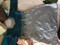 Bundle four beautiful dress used size 6 size 8 small