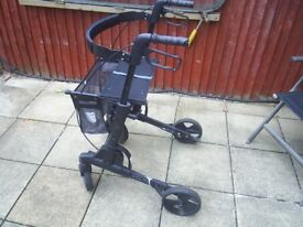 disabled rollator large