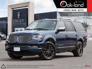 2017 Lincoln Navigator Huge Ext Warranty Inc|Fin From 1.9%