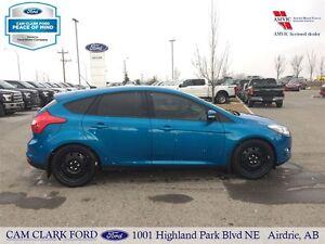 2014 Ford Focus SE Leather Sport Hatchback