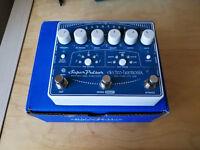 Electro Harmonix Super Pulsar Tremolo/Sequencer Pedal RRP £230