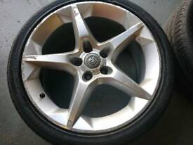 "Single 18"" 5x110 Vauxhall X-pack Penta alloy wheels (2 in stock)"