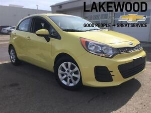 2016 Kia Rio LX (Powered Options, Bluetooth)